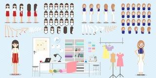 Fashion Job Stock Illustrations 18 103 Fashion Job Stock Illustrations Vectors Clipart Dreamstime