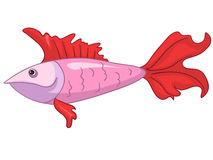 Cartoon Character Fish Stock Images