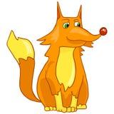 Cartoon Character Fox Stock Photography