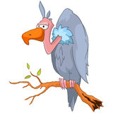 Cartoon Character Griffon Royalty Free Stock Image