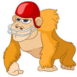 Cartoon Character Monkey Royalty Free Stock Images