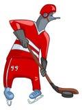 Cartoon Character Penguin Royalty Free Stock Photography