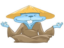 Cartoon Character Rabbit Stock Photography