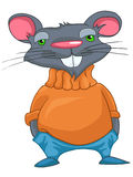 Cartoon Character Rat Stock Photos