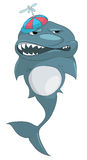 Cartoon Character Shark Stock Images