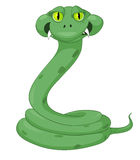 Cartoon Character Snake Stock Photos
