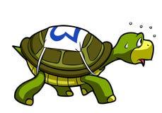 Cartoon Character Turtle Royalty Free Stock Photo