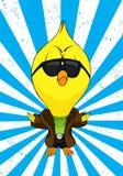 Cartoon chick Royalty Free Stock Photo