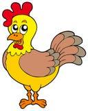 Cartoon chicken Royalty Free Stock Photo
