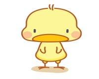Cartoon chicks. A new cartoon chicks illustration Stock Photography