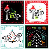 Cartoon Christmas Royalty Free Stock Image