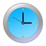 Cartoon Clock [02] Stock Photo
