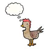 cartoon cockerel, Stock Photography