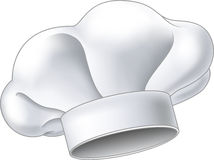 Cartoon Cook hat chef Royalty Free Stock Photography