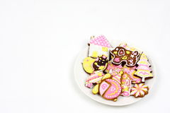 Cartoon cookies Stock Photo
