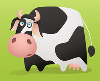 Cartoon Cow Stock Photos