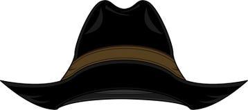 Cartoon Cowboy Hat Royalty Free Stock Photos
