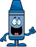 Cartoon Crayon Idea Stock Images