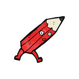 cartoon crayon Stock Photos