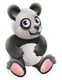 Cartoon Cute Panda Bear Animal Stock Photos