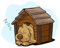 Cartoon Sleeping Dog Stock Illustrations 1 188 Cartoon