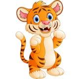 Cartoon Cute Tiger Stock Vector Illustration Of Tiger 63807927