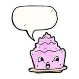 Cartoon dessert Royalty Free Stock Photo