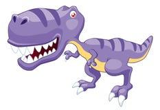 Cartoon dinosaur Royalty Free Stock Photos