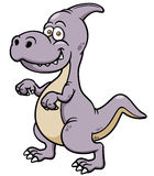Cartoon dinosaur Stock Photography