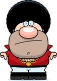 Cartoon Disco Guy Bored Royalty Free Stock Photo