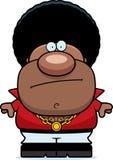 Cartoon Disco Man Bored Royalty Free Stock Photo