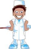 Cartoon Doctor Royalty Free Stock Image