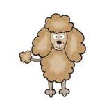 Cartoon dog Stock Photo