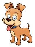 Cartoon Dog. Illustration of Cartoon Dog.Vector Royalty Free Stock Images