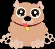 Cartoon dog Royalty Free Stock Photo