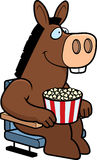 Cartoon Donkey Movies Stock Photography
