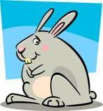 Cartoon doodle of bunny Royalty Free Stock Photo