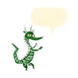 cartoon dragon Royalty Free Stock Image