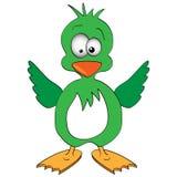 Cartoon Duck Royalty Free Stock Photos