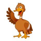 Cartoon Duck Royalty Free Stock Image