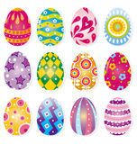 Cartoon Easter Egg Royalty Free Stock Photos