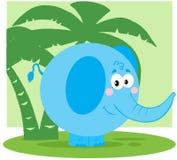 Cartoon Elephant Stock Images