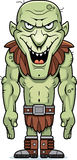 Cartoon Evil Goblin Stock Photo
