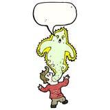 cartoon exorcism Stock Photo