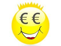 Cartoon face Royalty Free Stock Photos