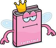 Cartoon Fairy Tale Bored Stock Images