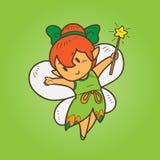 Cartoon Fairy Royalty Free Stock Photos