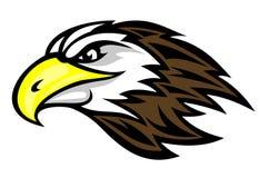 Cartoon falcon Stock Photo