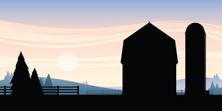 Related Pix: Barn Silhouette Clip Art , Barn Silhouette , Farm Scene ...
