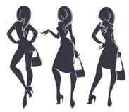 Cartoon fashion Stock Photo